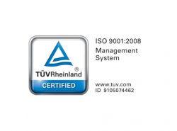 LIDERAR – Certificação ISO 9001:2008