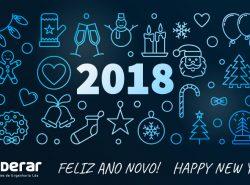 Feliz Ano Novo! Happy New year!