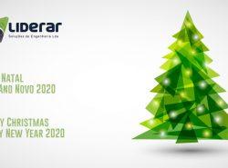 A todos um Feliz Natal e um Bom Ano 2020!